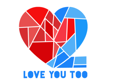 Love you too logo TEXT 3