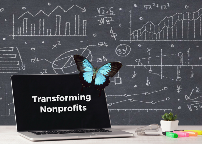 Register for our Transforming Nonprofits Webinar!