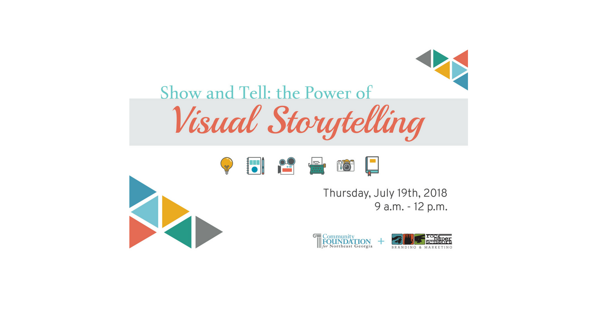 Show and Tell: the Power of Visual Storytelling