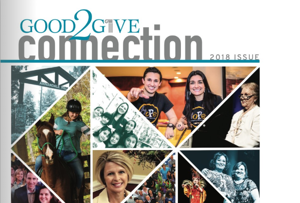 Read our Good2Give Connection!