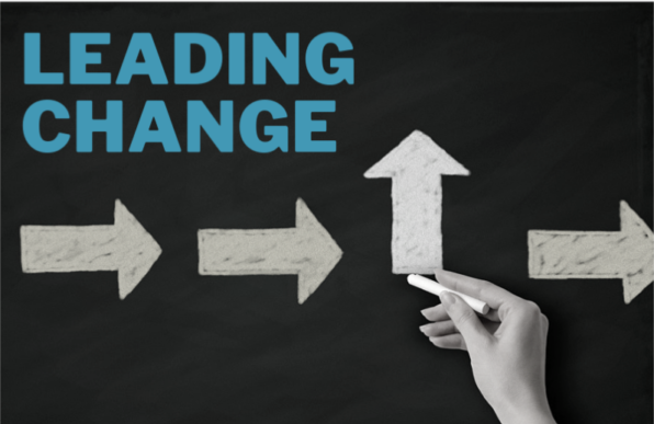 Leading Change: Times of Transition