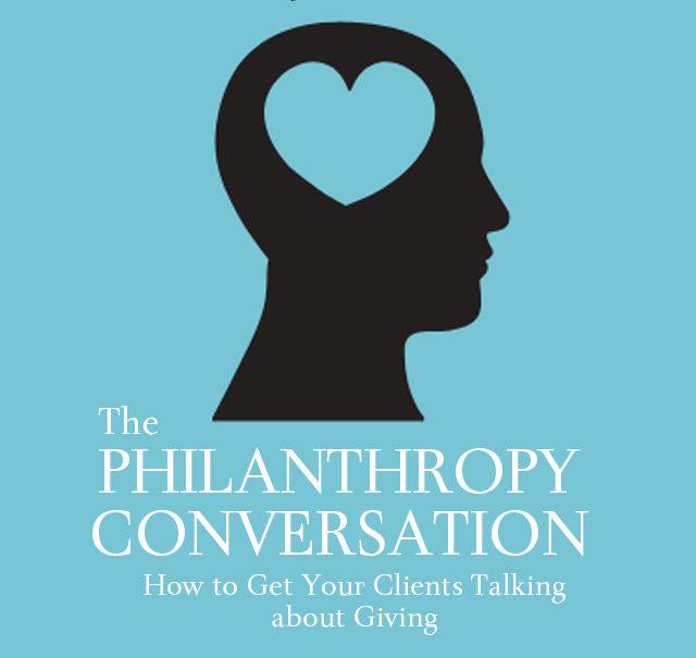 The Philanthropy Conversation