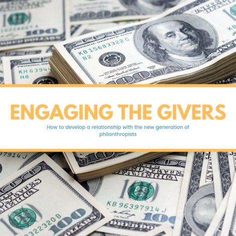 Engaging the Givers