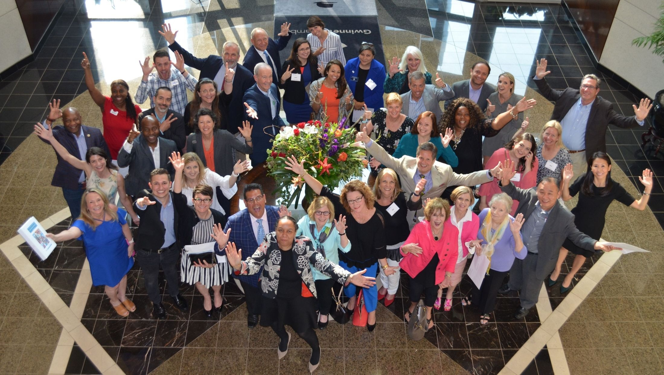 Record $425,000 Awarded to 24 Gwinnett/Forsyth Nonprofits!