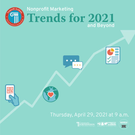 Nonprofit Marketing Trends for 2021
